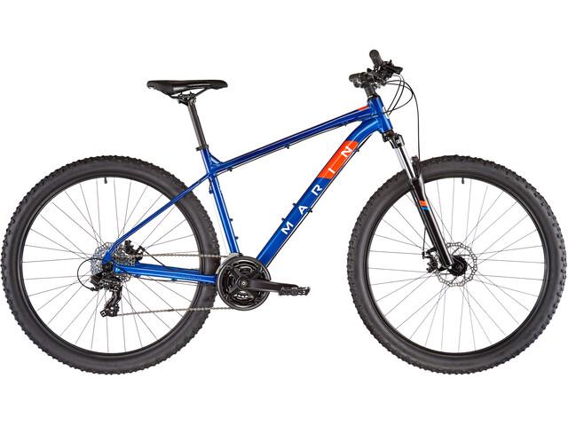 "Marin Bolinas Ridge 1 27,5"", gloss blue/off-white/roarange"